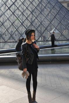 Louvre inspiration! (by MARITSA K) http://lookbook.nu/look/1309383-louvre-inspiration