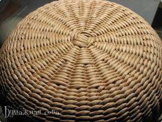 Мастер-класс Поделка изделие Плетение МК - шкатулка из бумаги 2 Бумага газетная Трубочки бумажные фото 5