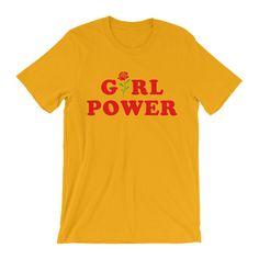 Camisa feminista Inspirado Camisa Feminista Tumblr Camisa De T Shirt Da Menina Camisa Do Moderno Flor Rosa Todos Os Dias GRL PWR em Camisetas de Das mulheres Roupas & Acessórios no AliExpress.com | Alibaba Group