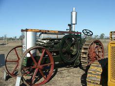 Jelbart crude oil steam tractor ...Jorgenca