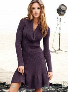 2015 Bayan Kışlık Elbise Modelleri - //  #2016bayankışlıkelbisemodelleri #elbisemodelleri #kışlıkelbisemodası