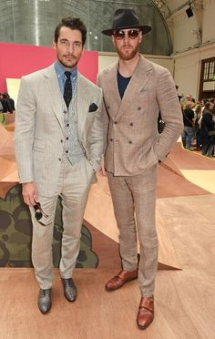 #DavidGandy and @joeottawaystyle at the @Coach event #LCM Day 2