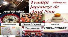 Anul Nou a fost dintotdeauna o sărbătoare importantă pentru japonezi. Este un eveniment ce oferă familiilor nu numai prilejul de a reflecta ... Mochi, Food, Essen, Meals, Yemek, Eten