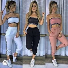 Ropa in 2019 Cute Lazy Outfits, Swag Outfits For Girls, Cute Swag Outfits, Teenage Outfits, Sporty Outfits, Teen Fashion Outfits, Cute Fashion, Trendy Outfits, Girl Outfits
