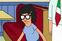 Awkward Dancing Tina