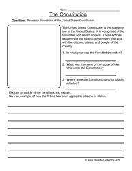 Printables Participation In Government Worksheets worksheets and branches on pinterest