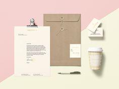 Aquaria - Bakery boutique - Brand Identity on Behance