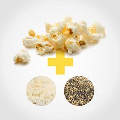 1 Cup of Black Pepper and Parmesan Popcorn  http://www.womenshealthmag.com/weight-loss/new-low-calorie-snacks?slide=10