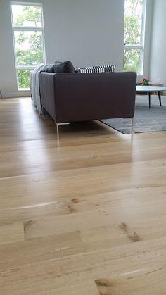 Natural Beauty - White Oak wood floor | by hickmanwoods