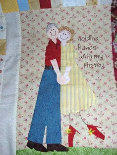 Annie Downs Laura Weathers Favorite Things quilt  original block