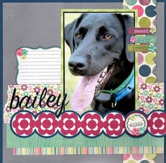 Bailey - Scrapbook.com