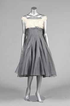 Dress Ceil Chapman, 1950s Kerry Taylor Auctions