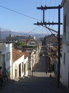 Santiago de Cuba, Calle Padre Pico - Cuba | by Sly's