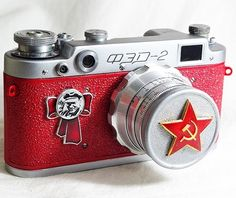 1957 FED-2 camera rare RUSSIAN LEICA