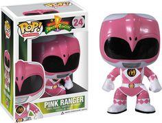 Power Rangers - Pink Ranger Pop! Vinyl Figure