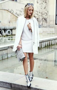 4d4c52125fb Layer in white  white  trend  fashion  smith amp caugheys Fashion Mode