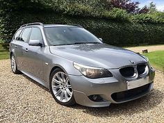 2005 [05] bmw e61 535d #msport #touring auto grey, View more on the LINK: http://www.zeppy.io/product/gb/2/162129413230/
