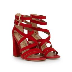 6125c525f Discover the Yema Strappy Sandal and other Sandals by Sam Edelman. Shop the  latest styles in shoes