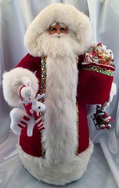 Spirit of Christmas Santa - pinned by pin4etsy.com