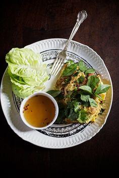 Thai Pork Omelet
