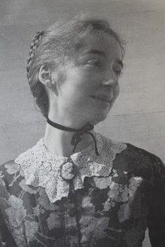 Young Tasha Tudor