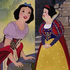 Likes, 22 Comments - Etwas einfaches, aber gewagtes 2 ( . - me - Disney Disney Princess Snow White, Snow White Disney, Disney Princess Art, Disney Nerd, Arte Disney, Disney Fan Art, Disney Love, Disney Magic, Punk Disney