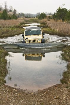 Puddle Destroyer - Jeep