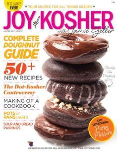 Joy of Kosher Hanukkah Magazine