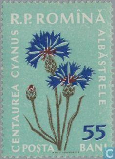 1959 Romania [ROU] - Flowers
