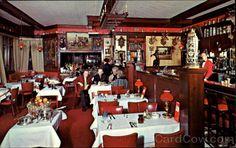 Reber's Hotel Motel & Restaurant, Corner Route 97 and 55 Barryville New York