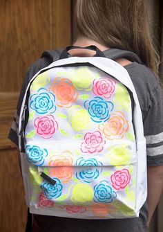 Create this project with Americana® Acrylics — Light up a new school year with a…