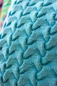 Pattern - the Royal braid