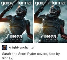 I literally love Bioware. Like, thank you, thank you, thank you. Gender equality.