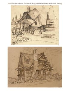Bungalows by ~Built4ever on deviantART