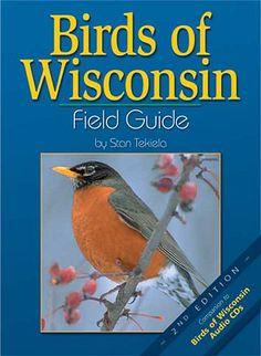 Birds Of Wisconsin Book | Birds of Wisconsin Field Guide, Wisconsin Bird Identification and ...