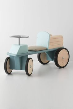 Little Blue Tractor - anthropologie.com