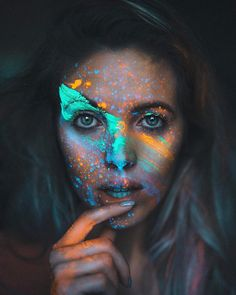 Marvelous Portrait Photography by Kai Böttcher #inspiration #photography