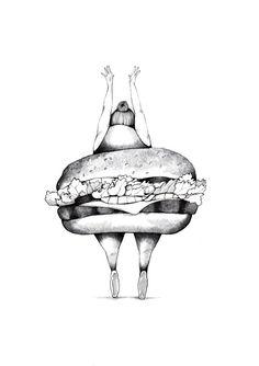 Burgerella │ jompitz