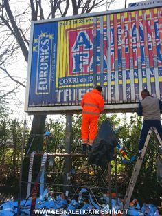 Segnaletica Stradale Triestina - Trieste: affissione pubblicità