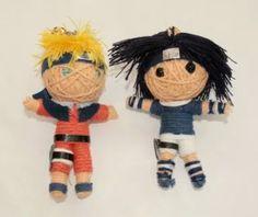 Naruto vs Sasuke / String Doll World