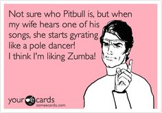 Significant others love zumba too ;)