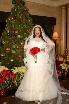 Inside Allie's World: The Ultimate Guide to Plus Size Wedding Dress Shopping   finally!