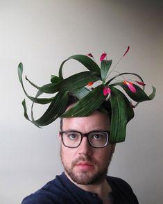 urban dude gardening | artist: joshua werber Scenery, Gardening, Landscape, Artist, Flowers, Garden, Urban, Garten, Florals