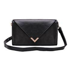 Retro Double Women Handbags Shoulder Messenger Small Bag