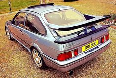 Ford Sierra, Ford Rs, Car Ford, British Car, Ford Capri, Ford Classic Cars, Old Fords, Car Vehicle, Ford Escort