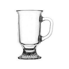 8 oz. Irish Mug, Hot Drinks    -anchor hocking