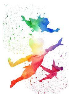 377 meilleures images du tableau fee clochette - Peter pan dessin anime gratuit ...