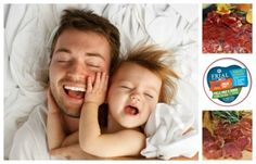 Frial celebra el Día del Padre regalando salud y calidad