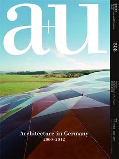 Japanese magazine on world architecture and urbanism.