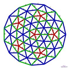 SimplyDifferently.org: Geodesic Dome Notes & Calculator